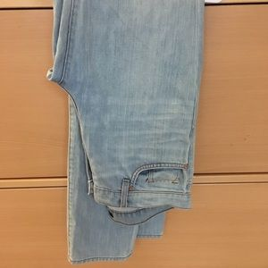 J Brand Aidan Light Wash Jeans